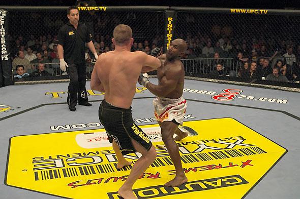 UFC 50 Photos